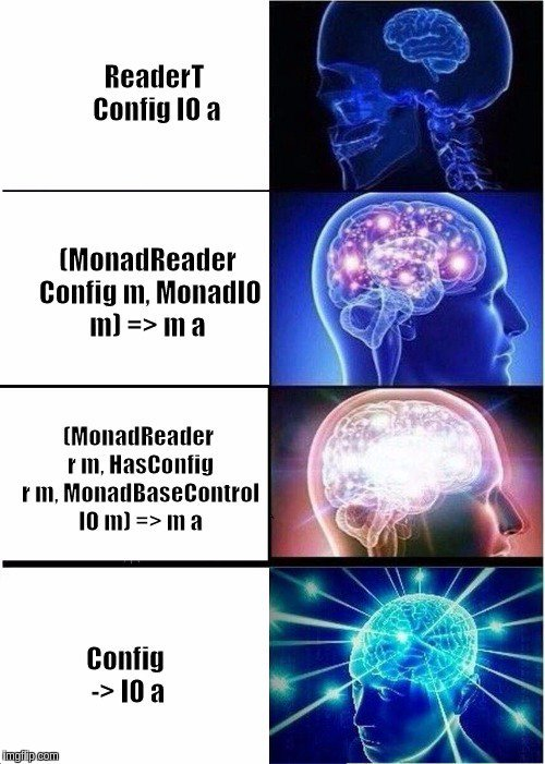 stupid expanding brain meme
